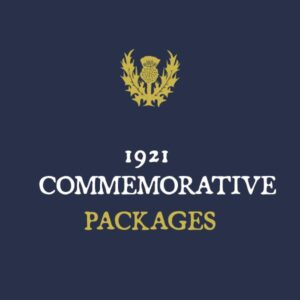 1921 Commemorative Packages